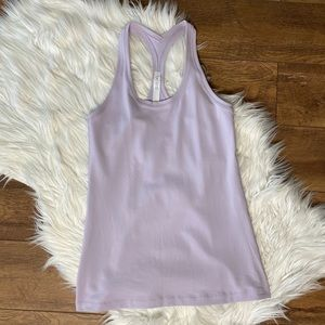 lululemon | Lilac Purple Tank Top | 8